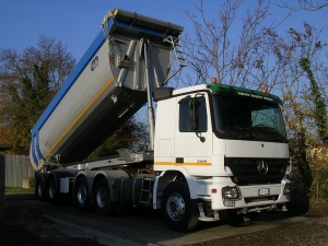 ACTROS 33.50