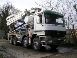 ACTROS 41.40